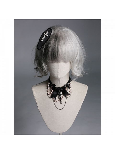 The Evil Nun Hairclip by Classic Puppet