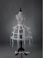 Preorder Puffy Crinoline by Classical Puppets