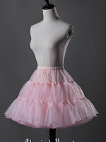 Custom Size Available Super Puffy A-Silhouette Petticoat by Classic Puppets