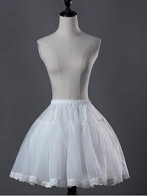 Super Puffy Bell Silhouette Petticoat by Classic Puppets