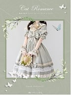 Laurel Lake Sweet Lolita Tea Party OP by Cat Romance
