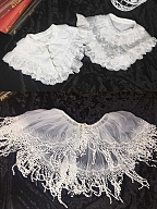 Sound of Eco Matching Fake collar / Tulle overlay by Cat Romance