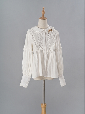 Poems of Girls Blouse by Castle Too