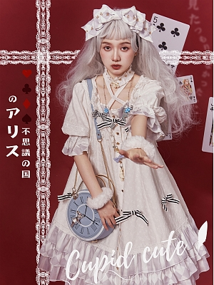 Alice Lolita Dress Matching Choker by Cupid Cute