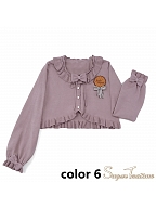 Sugar-Teatime Cardigan by Cute Q
