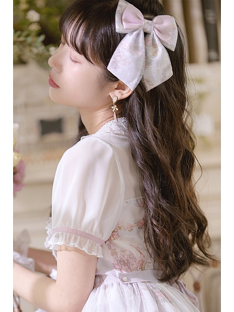 Garden in the Sky Hairclip by Cute Q