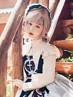 Pre-order Small Butterfly Long Sleeves Summer Blouse by Crucis Universal Tailor Company