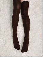 Just Over Knee Length Cotton Stockings by Crucis Universal Tailor Company-- (Display)