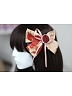 Souffle Song Chinese Palace Lanterns Collection Matching Hairclip / Hairpin - With Flower