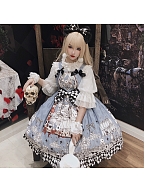 Alice in Wonderland JSK by Diamond Honey