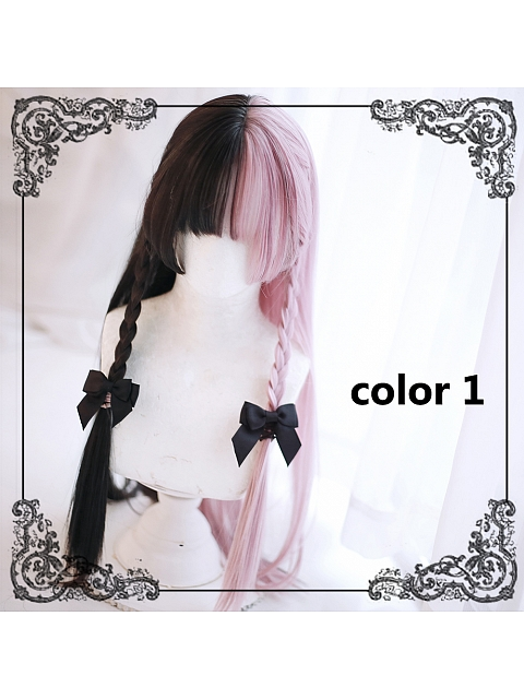 Duet Serenade Assorted Colors Long Straight Synthetic Wig by Dream Holic