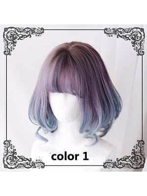 Blanca from the Theatre Inner Buckle Short Synthetic Wig by Dream Holic