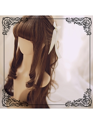 Afternoon of a Faun Wavy Long Synthetic Wig by Dream Holic