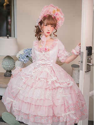 Dawn Tea Party Dress by Dawn and Morning Dew