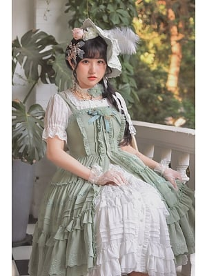 Rozen Maiden Blouse by Dawn and Morning Dew