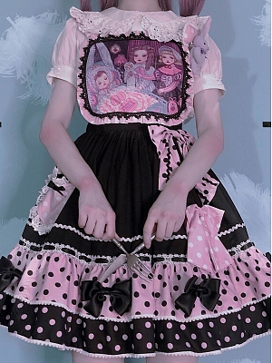 Good Night Baby Lolita Strap Dress Skirt SK by Dolls Party