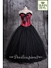 Tulle Ball Skirt Suitable for Almost All Corset - Queen Devil