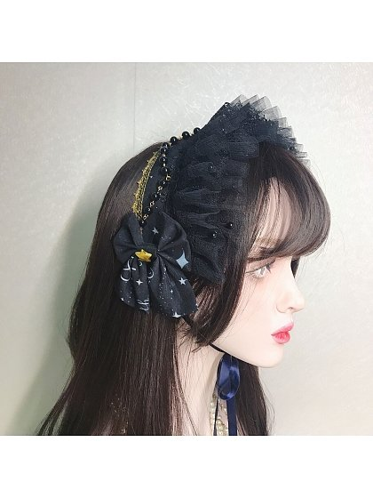 Catch the Night Light Hairband by Dream Nocturne