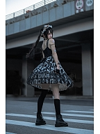 Ace Meow Lolita Dress JSK by Paltry Star Shine