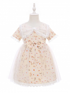 Daisy Lolita Dress OP for Kids by Fairy Cat