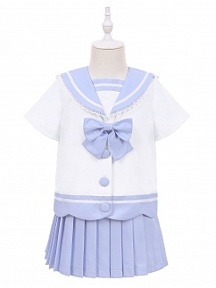 Cute Bear JK Uniform for Kids by Fairy Cat