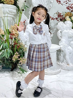 Innocence of Childhood Friends Cute JK Uniform for Kids by Fairy Cat