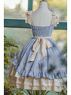 Alice Manor Lolita Dress JSK by Fennel Studio