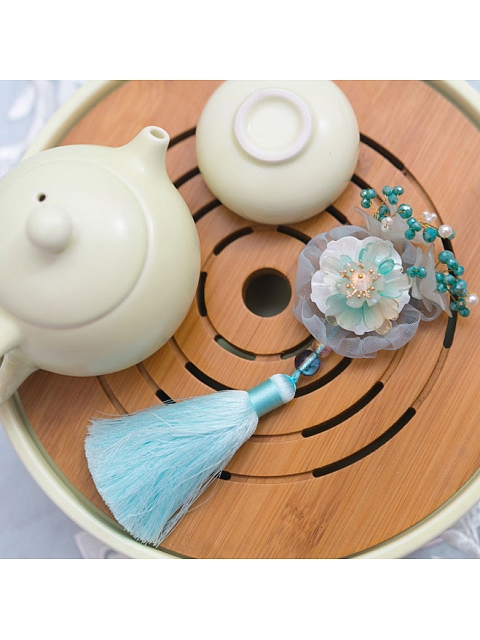 Qi Lolita Chinese Style Brooch by Fantastic Wind