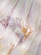 Iris Bicolor Lolita Dress Matching Ring by Fantastic Wind