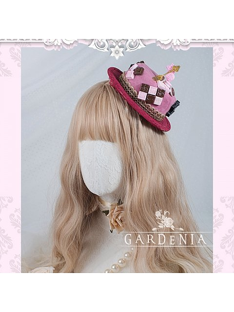 Tea Party Hat by Gardenia