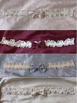 Romantic Salon Choker by Henrietta