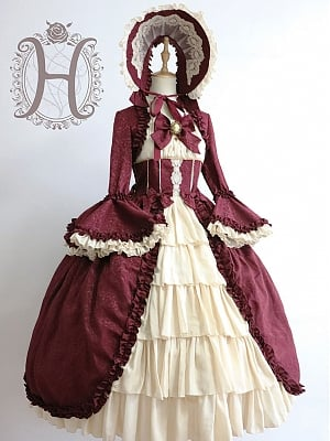 Custom Size Available Victorian Doll Victorian Feeling OP by Henrietta
