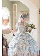 Custom Size Available Chasing Butterflies Gorgeous Princess Dress OP by Henrietta