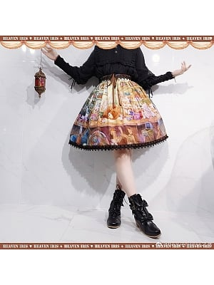 Elf in Toy Store Skirt by Heaven Iris