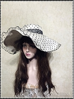 Pre-order Judy Doll Bonnet by Hinana Queena