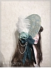 pre-order VicToria Hat by Hinana Queena