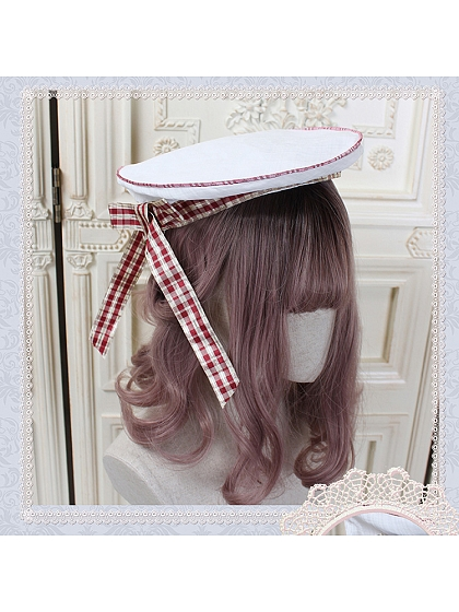 Ode of Sunny Sea Sailor Hat by Hinana Queen