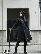 Custom Size Available Son of Star Military Uniform Overcoat by Ichigo