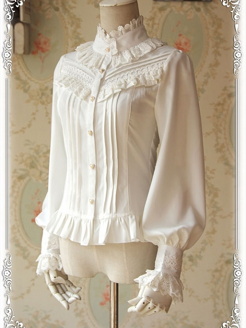 Fragrance Ciffon Blouse by Infanta