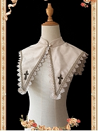 Saint College Collection Fake Collar by Infanta