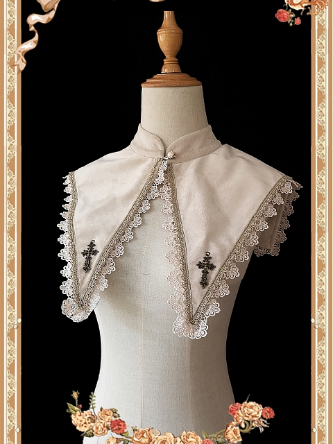 Priesthood Apprentice Fake Collar by Infanta