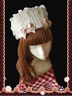 Rabbit in Hospital KC / Nurse Hat by Infanta