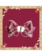 Beauty and The Beast Bowknot Brooch by Infanta