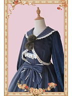 Top Student Jacket Matching Woolen Ball by Infanta