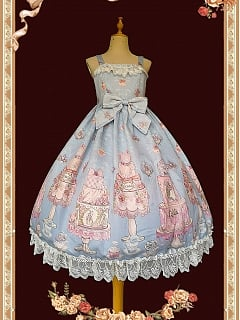 Cake Salon Sweet Lolita Mini JSK by Infanta