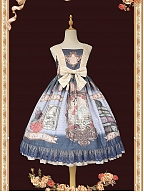Mother Goose Sweet Lolita Dress JSK by Infanta