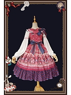 Animal Show Sweet Lolita Dress JSK by Infanta
