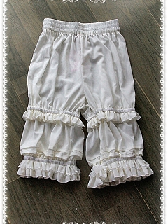 Just Over Knee Bloomer by Infanta
