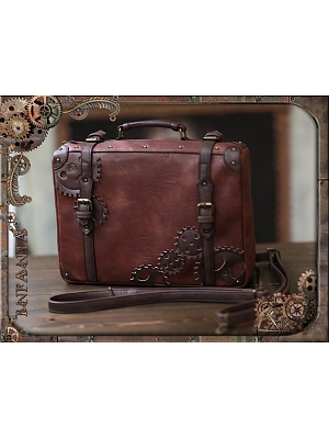 Steam Punk Briefcase by Infanta