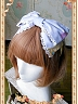 Dual Layers Bow with Toy Prints KC by Infanta